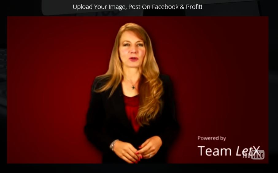 monetize facebook with LetClicks