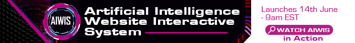 AIWIS artificial intelligence software for websites