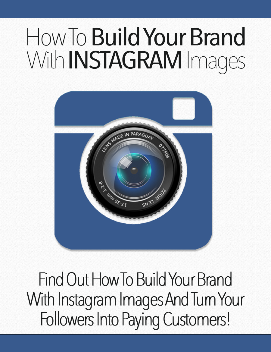 build your brand with Instagram images