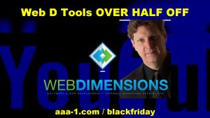 Hugh and Web D Tools 50%+ OFF! This Weekend Only
