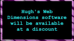 Watch This Space for Awesome Web D Savings!