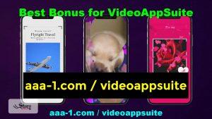 The New Video App Suite by Paul Ponna - Complete Review Plus Amazing Bonus