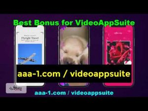 Video Software App Suite Best Bonus Demo