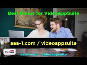 VideoApp Suite VideoAppSuite Demo and Best Bonus