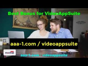VideoApp Suite Demo 8 Tools in One Best Price