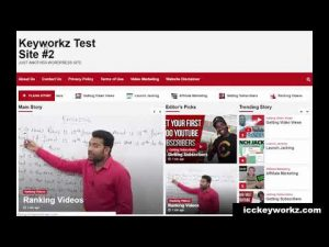 Build Blogs with Software Best Keyword Research Tool