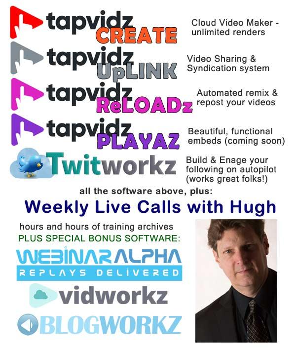 Hugh's USM University Software & Mentoring Membership
