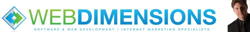 Web Dimensions, Inc. Software & Web Development
