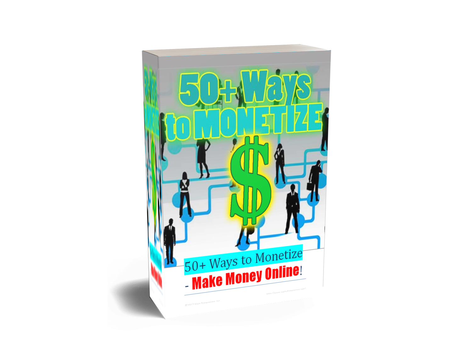 Make money online with our Monetization Cheat Sheet!