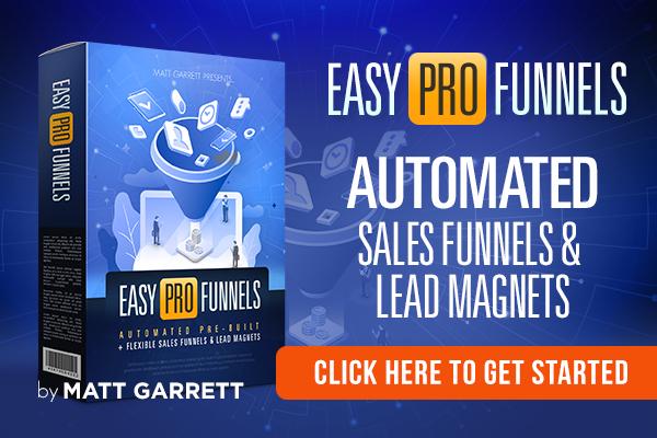 Easy Pro Funnels